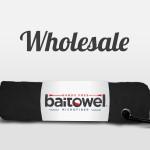 Wholesale Black Fishing Towel