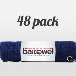 Nice Fishing Contest Prize | Navy Blue Baitowels