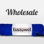 Wholesale Royal Blue Fishing Towel