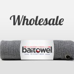 Wholesale Gray Fishing Towel