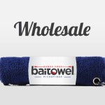 Wholesale Navy Fishing Towel