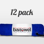 Fishing Towel Value 12 Pack Royal