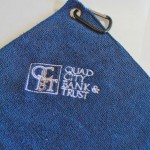 Embroidered Quad Cities Bank & Trust