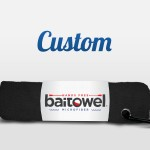 Bait Towel with Custom Logo Wholesale