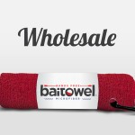 Wholesale Red Fishing Towel